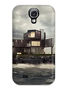 BAwRKiY2521YpsyN Benailey Architectural Buildings Feeling Galaxy S4 On Your Style Birthday Gift Cover Case