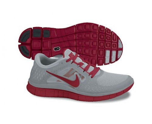 1e546083abfce Nike Free Run+ V3 Running Shoes - 7.5 - Grey  Buy Online at Low ...