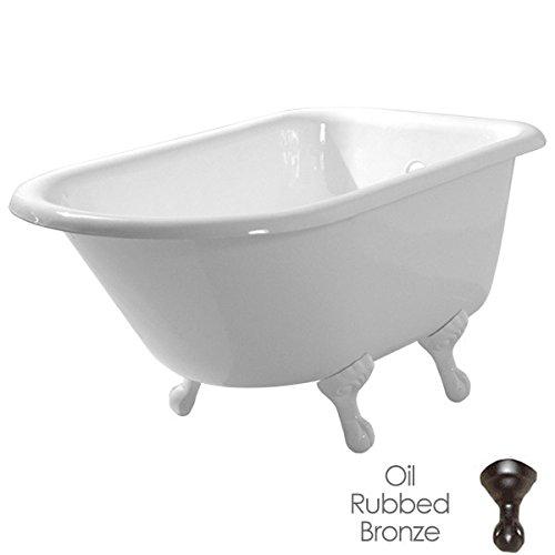 clawfoot tub 48 - 5