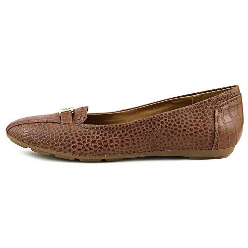 Giani Bernini Jileese Women Us 6.5 Brown Loafer