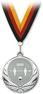 Médaille Kicker Argent avec ruban Kickerscene