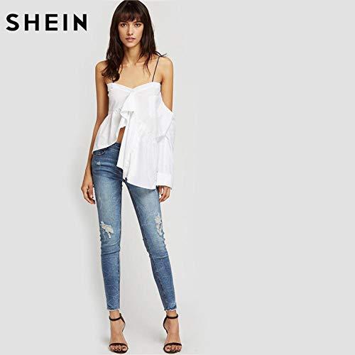 HIMONE HIMONE HIMONE Femme Jeans Jeans Bleu Jeans Femme HIMONE Femme Bleu Bleu S6rnwSqO