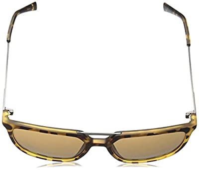 Calvin Klein Men's R364s R364S-002 Square Sunglasses