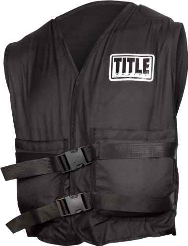 TITLE Boxing Power Weighted Vest (40-Pounds) by Title Boxing