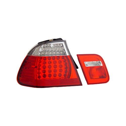 E46 Led Tail Light Conversion - 1