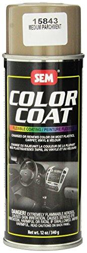 SEM 15843 Medium Parchment Color Coat – 12 oz.