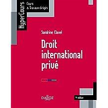 Droit international privé (HyperCours) (French Edition)