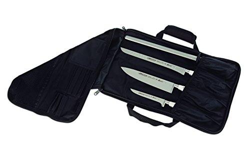 Arcos  4 Pcs Knife Roll Bag by ARCOS