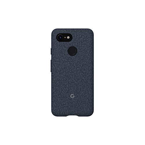 Google Fabric Case Cell Phone Case for Pixel 3XL - Indigo -