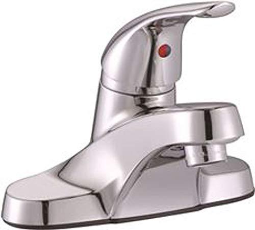 Premier 3552573 Bayview Single-Handle CENTERSET Lavatory Faucet Without POP-UP, Chrome (1 PER CASE)