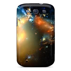 QFY18969MOcI Archerfashion2000 Awesome Cases Covers Compatible With Galaxy S3 - Space