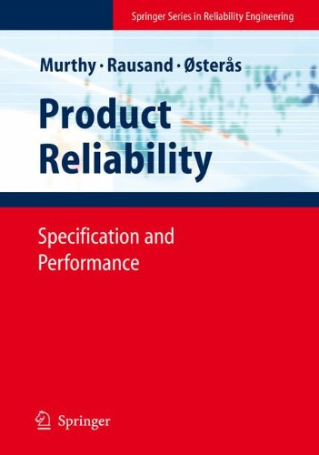 Download Product Reliability: Specification and Performance (Springer Series in Reliability Engineering) pdf epub
