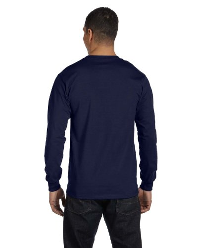 Hanes Tagless Long-Sleeve T-Shirt (Set of 2)