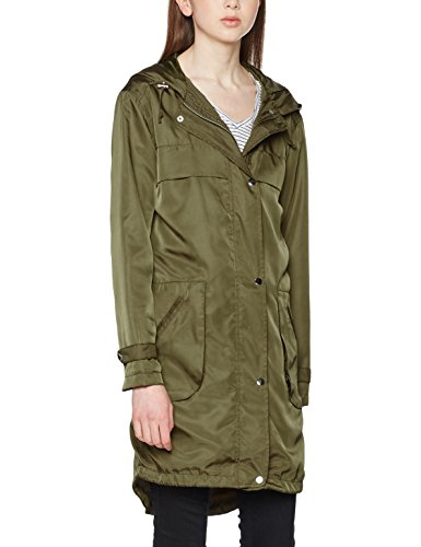 Stonebridge Dark Femme New Look Khaki Manteau Green Parka 5wYxSxqUT