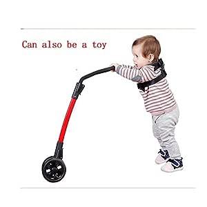 PCBHB Bebé Andador Arriba y Abajo Ajustable Asistente para ...