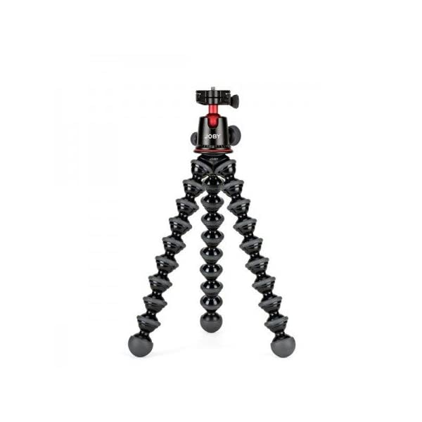RetinaPix Joby Gorillapod 5K Kit SLR Zoom Flexible Tripod with Ball Head for Mount Pro-Level DSLR Camera