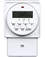 HBN Weekly Energy Saving Electronic Immersion Heater Segment Timer