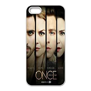[QiongMai Phone Case] For Apple Iphone 5 5S Cases -TV Show Once Upon A Time-Case 18