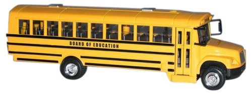 Amazoncom Action City School Bus Toys Games