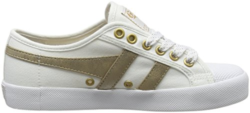 gold Mirror Wy white gold Coaster Bianco Sneaker White Gola Donna TCUwP
