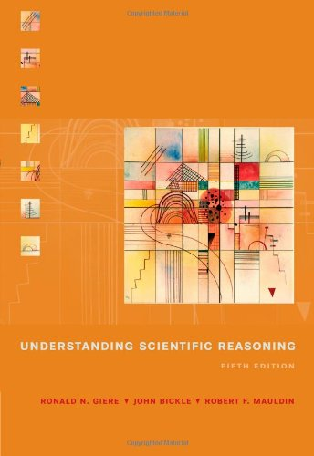 Understanding Scientific Reasoning by Wadsworth Publishing