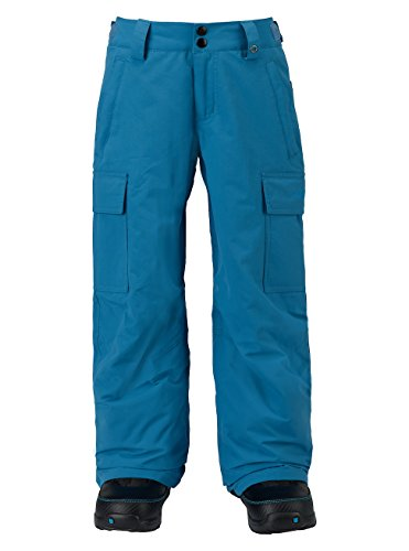 Burton Boys Exile Cargo Pants, Mountaineers, Large by Burton