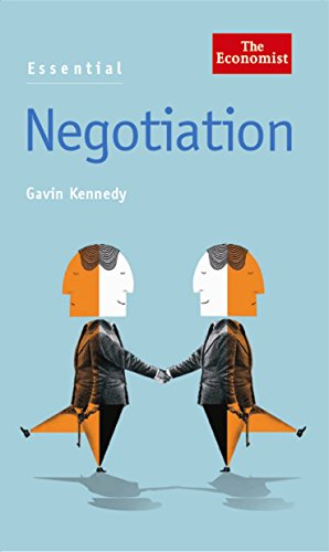 Essential Negotiation: An A to Z Guide (The Economist)