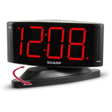 Sharp SPC033 Digital Table Clock product image