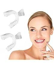 4X Tandheelkundige Tand Orthodontische Apparaat Trainer, Volwassen Tandheelkundige Orthodontische Tanden Corrector, Bretels Retainer Rechtzetten Tool
