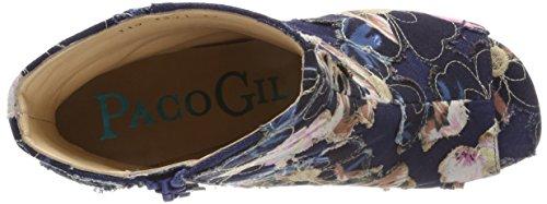 Paco Gil P-3391, Stivali Donna Denim (Jeans)