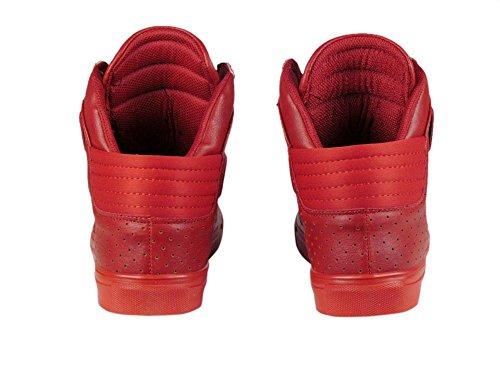 Sneaker Sneaker High rot rot High Sneaker High Klettverschluss mit Klettverschluss mit UgrUB
