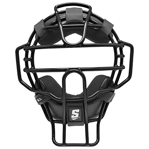 Schutt Sports Comfort-Lite Mask, Black