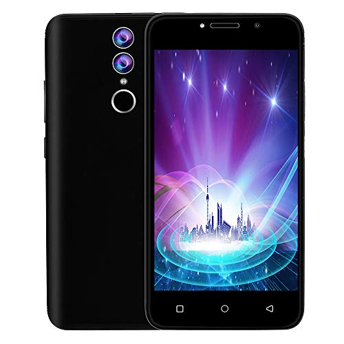 Unlocked Cell Phones, UMIDIGI A3 Global Band 5.5inch 2GB+ 16GB Android 8.1 Face Unlock 4G Mobile Phone ()