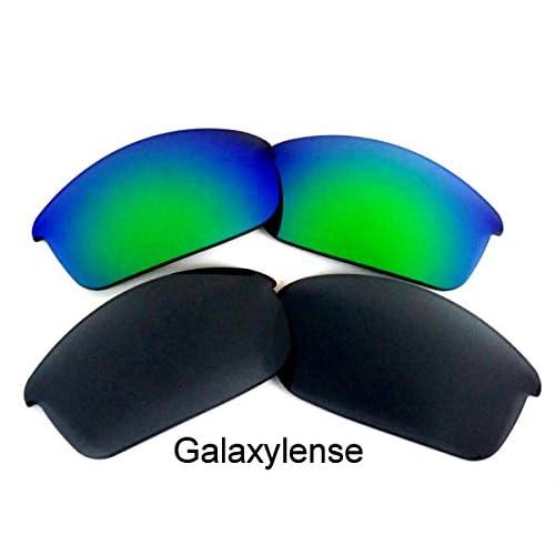 best replacement lenses for oakley flak jacket