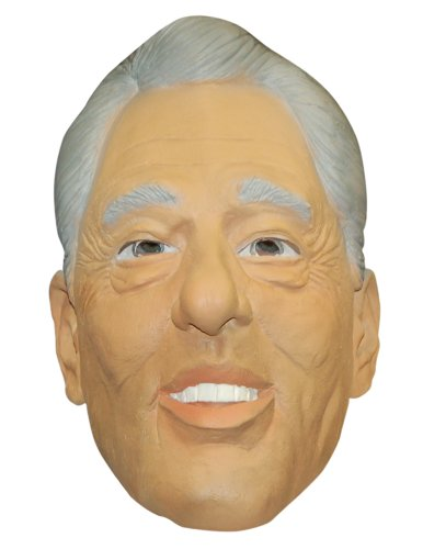 Bill Clinton Mask by Freight Factory