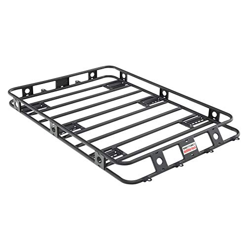 Smittybilt 35504 Defender 3.5' X 5' Welded One Piece Roof Rack