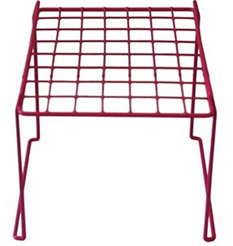 (Locker Shelf - Foldable and Stackable Shelves for School, Gym, and Office Organization)