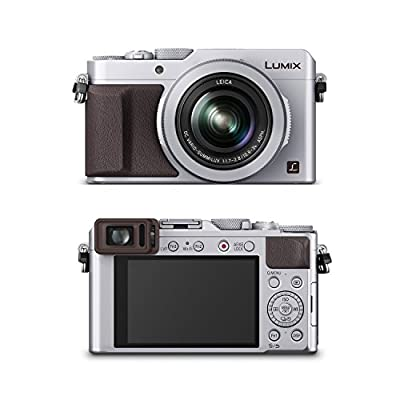 Panasonic LUMIX LX100 16.8 MP Digital Camera w/ 64GB SD Card Bundle from Panasonic
