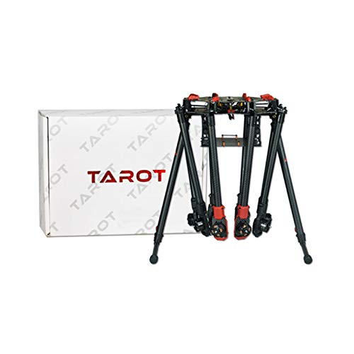 Parts & Accessories Tarot X8-II 1125mm Wheelbase 16 Inch 8-Aixs Frame Kit for Multi-Rotor Photography Aircraft FPV…