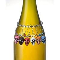 Prodyne - Juego de abalorios para botella de vino