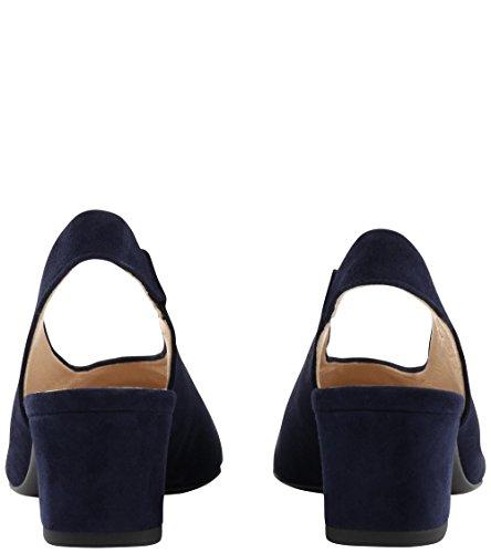 Scarpe Kaiser Donna Col Blu Tacco Blau Peter qOw5ISdUT