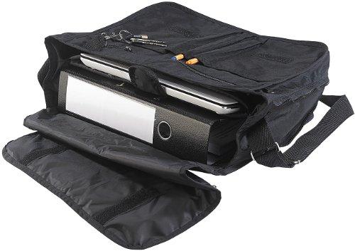"""Pearl Casual borsa a tracolla borsa con scomparto imbottito ricambio fino a 14"""""""