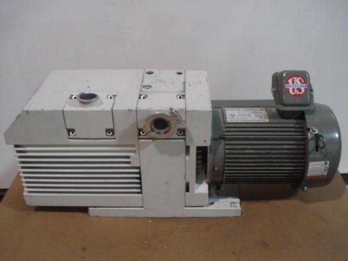 Leybold Trivac D65B 2 Stage Rotary Vane Vacuum Pump (Leybold Vacuum Pumps)