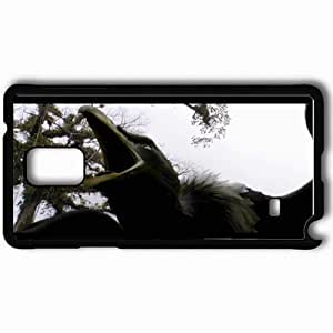 Personalized Samsung Note 4 Cell phone Case/Cover Skin After Earth Black