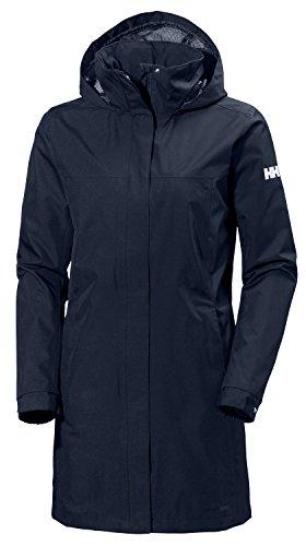 Helly Hansen W Waterproof Aden Long Rain Jacket
