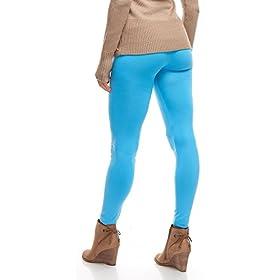 - 412b9KRhczL - LMB | Seamless Full Length Leggings | Variety Colors | One Size