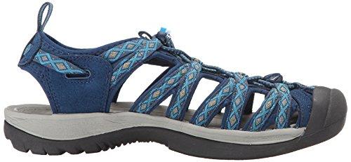 Whisper Blue Women's Poseidon Sandals Keen Danube B5Zw7p7qc