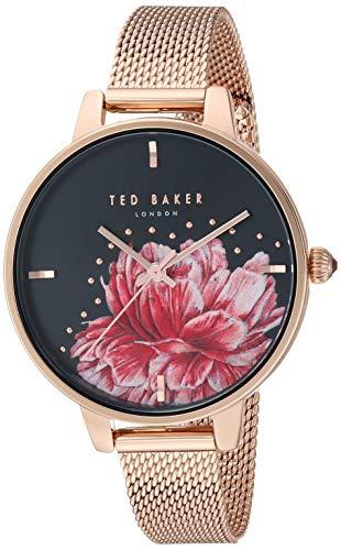 Ted Baker Ladies TE50005027 Taliyaa Tranquility Analog Quartz Pink Gold Watch
