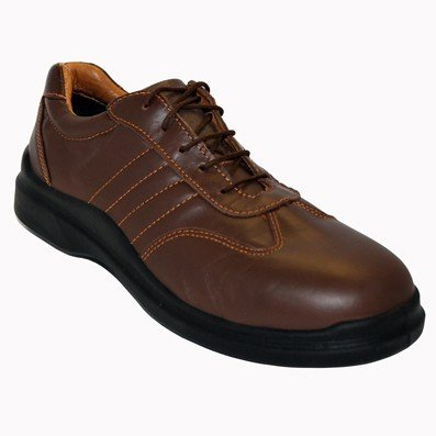 Cofra 58120 – 002.w40 New MELTEMI S3 – Zapatos de seguridad (talla 40), color marrón
