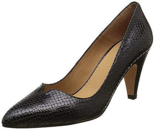 Emma Go Gwen, Women's Court Shoes Noir (Ophidia Black)